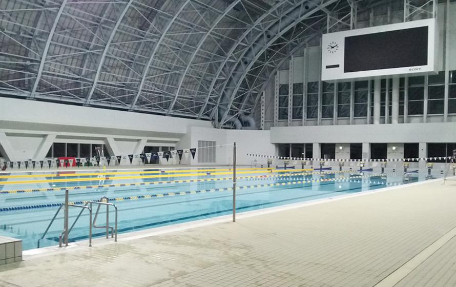 総合市民プール | 長野運動公園...